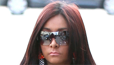 Snooki shows off her big engagement ring: is it real or fake as her tan?