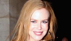 Nicole Kidman in autumnal Erdem for Paris Fashion   Week: lovely or jacked?