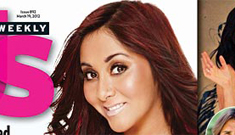 """Snooki finally confirms pregnancy to Us Weekly: """"I have different priorities now"""""""
