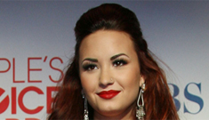 """Demi Lovato: """"I cannot tell   you that I have not cut myself since treatment"""""""