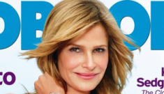 "Kyra Sedgwick still gets ""fluttery"" for her husband of   23 years, Kevin Bacon"