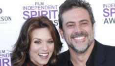 Is Jeffrey Dean Morgan engaged to his super-secret baby-mama Hilarie Burton?