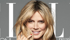 "Heidi Klum finally speaks about the divorce in Elle: ""I want to go forward"""