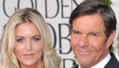 Dennis Quaid's third wife, Kimberly Buffington, files for divorce