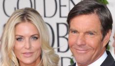 Dennis Quaid's third wife, Kimberly Buffington, files for divorce