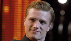 Peeta declares his love for Katniss in 'Hunger Games'    clip: lame or can't wait?