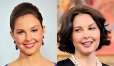 Did Ashley Judd get too many fillers in her face?