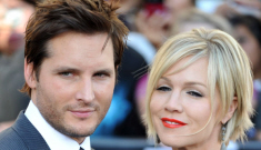 Was Peter Facinelli cheating on Jennie Garth with a Canadian side-piece?