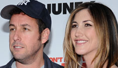 Adam Sandler and wife welcome second child: Sunny Madeline