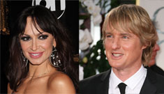 Owen Wilson is probably dating Karina Smirnoff: cute couple?