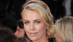"""Charlize Theron adopts a """"healthy baby boy named Jackson"""""""
