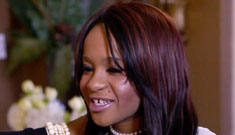 Whitney Houston's mom slams Bobbi Kristina's adopted brother for romance