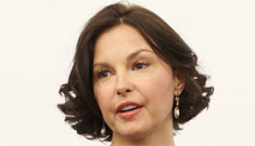 Ashley Judd's rep explains her puffy face: she has a sinus infection