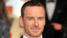 Is Michael Fassbender dating his 'Shame' costar Nicole Beharie?