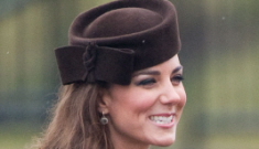 Duchess Kate goes green & shamrocky for St. Patrick's Day: gorgeous or meh?