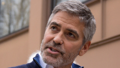 """George Clooney on his arrest: """"It was my first arrest, let's hope it's my last"""""""