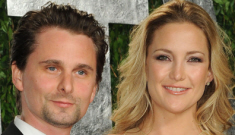 Did Kate Hudson and Matt Bellamy get secretly married   or what?