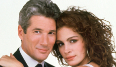 """Richard Gere on 'Pretty Woman': """"I've forgotten it, that was a silly romantic comedy"""""""