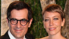 'Modern Family's' Ty Burrell & his wife Holly adopted their second daughter