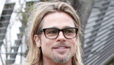 "Brad Pitt tells Ellen DeGeneres he ""gets far too much credit"" for Make It Right"