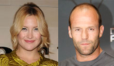 New couple alert: Kate Hudson and Jason Statham?