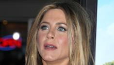 Jennifer Aniston is spending a fortune refurbishing her new Bel Air mansion