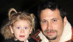Jeremy Sisto finally names his 2-week-old son: Bastian Kick Sisto