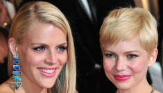 Are Michelle Williams & Busy Phillips more than just   platonic best friends?