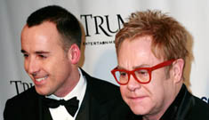 Elton John is against gay marriage, says civil unions are for same sex couples