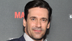 """Jon Hamm isn't interested in parenthood: """"I'd be a terrible father"""""""