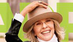 """Diane Keaton, 66, on plastic surgery: """"I haven't had it, but never say never"""""""