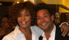 Man who sold coffin photo of Whitney Houston admits wiping hotel suite clean