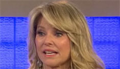 Christie Brinkley breaks down crying about her divorce, calls her ex a narcissist