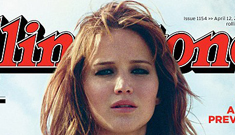 Jennifer Lawrence looks hot on the cover of Rolling Stone: one of her best looks ever?
