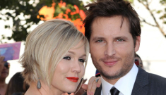 Peter Facinelli files for divorce, Jennie Garth says he wanted out last year
