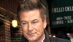 Alec Baldwin's young girlfriend thinks he has anger management issues (LOL)