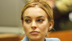 Lindsay Lohan will be allowed into Canada to work on 'Liz & Dick': WTF, Canada?