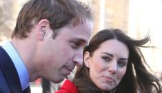 "Prince William & Kate are ""dull, boring homebodies,"" royal propaganda claims"