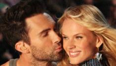 Adam Levine & model Anne V have split up after two years together