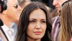 Angelina Jolie announces she'll fade away, people wonder when