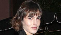 "Ali Lohan, 18, ""looks terrible, like she has an eating disorder,"" says Radar"