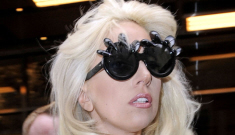 Is Lady Gaga about to dump Taylor Kinney and get back with Luc Carl?