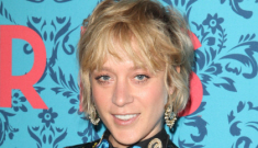 Chloe Sevigny in Opening Ceremony: hilarious, busted and wonderful?