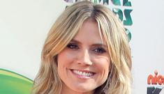 Heidi Klum might be banging her co-star, Thomas Hayo: too soon?