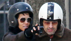 ITW: Halle Berry and Oliver Martinez to marry in the French countryside this summer