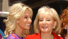 Elisabeth Hasselbeck supported Obama under threat from Barbara Walters