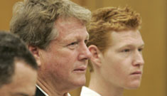 Ryan and Redmond O'Neal buy time in their drug possession case