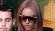 Amanda Bynes's dad thinks she's as sober and innocent as a Lohan