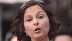 "Ashley Judd blasts the ""nasty, vitriolic and gloating tone"" of her critics"