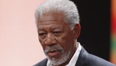 "Morgan Freeman finally denies ""romantic relationship"" with step-granddaughter"